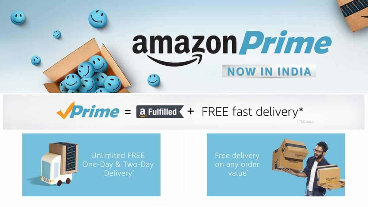 how to get amazon prime free trial