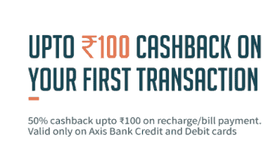 freecharge axis bank offer