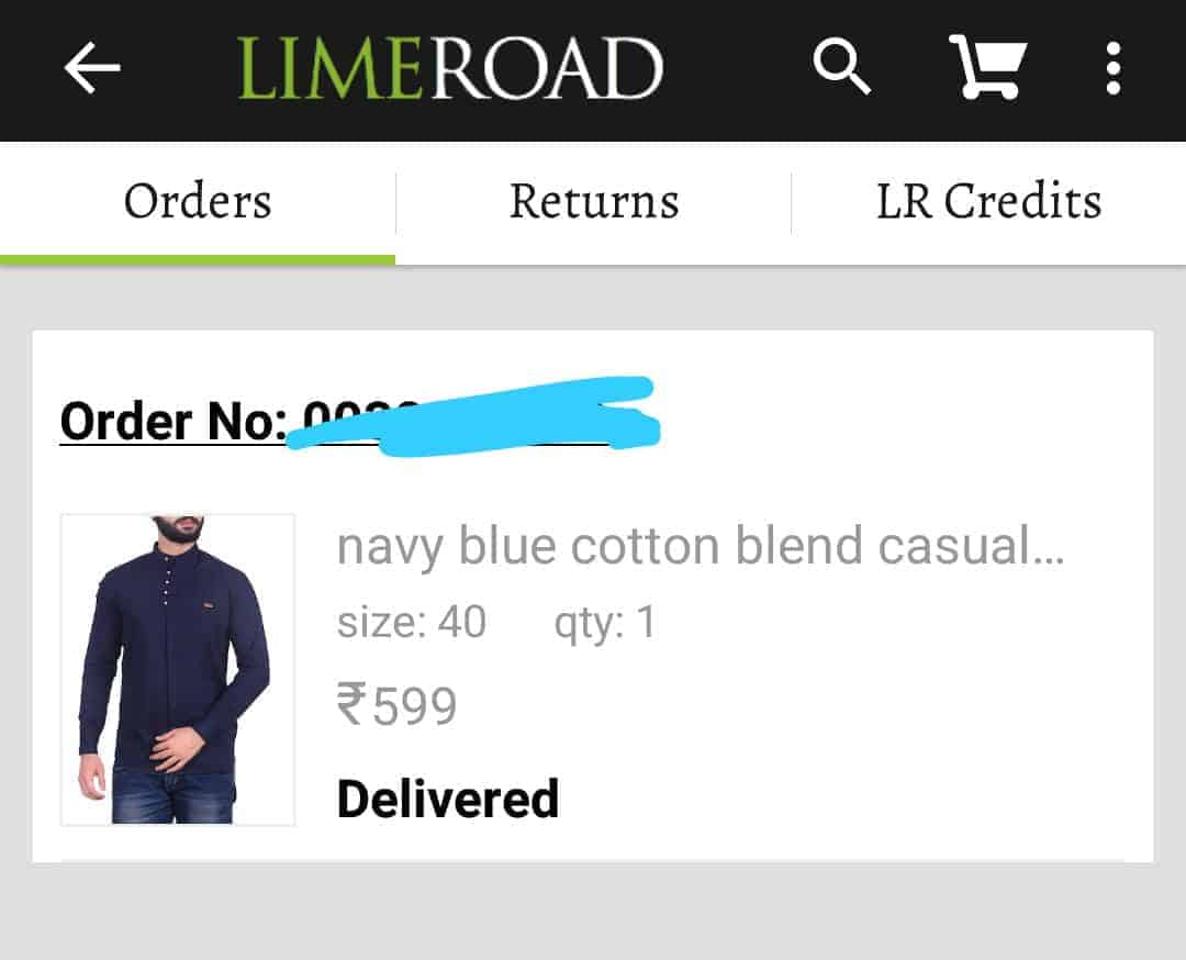 limeroad cut the price offer