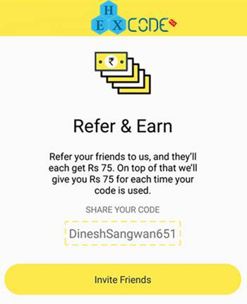 pesave referral code