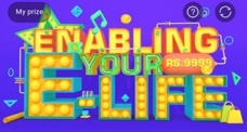 (Expired) 9apps Elife Contest- Refer Friends & Win Upto 9999 Rs Paytm Cash
