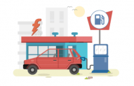 Freecharge – 10% Cashback on HP and Indian Oil Petrol Pumps