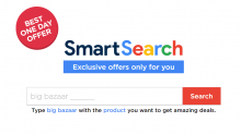Big Bazaar Smart Search offer 02 Mar – 200 Rs off on 1000 Rs Shopping