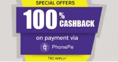 Coolwinks Phonepe offer – Get 100% cashback on Sunglasses & Eyeglasses (August 2018)