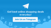 Get Paytm 1 Rs Products Deals on Our Telegram Channel