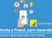 (Expired) Flipkart Refer and Earn – Get 100 Rs off on your First purchase of 500 Rs
