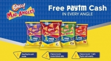 Get 30 Rs Paytm Cash on Purchase of Bingo Mad angles