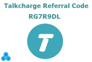 Talkcharge Referral Code – Free 20 Rs Recharge + 20 Rs Per refer
