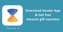 (Expired) Xender Amazon Offer- Get 50 Rs Amazon Voucher Absolutely Free